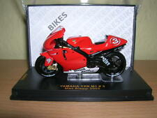 Ixo Yamaha YZR M1 Max Biaggi Saison 2002 1:24 #3 RAB033