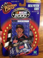 Winners Circle Sneak Preview Dale Jarrett 1:64 2000 Ford NASCAR DIECAST NEW