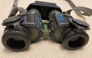 Relisted~ZEISS~JENA~7x40~NVA~Vtg BINOCULARS~Strap+LeatherEye Cover~B5208-W-II-83