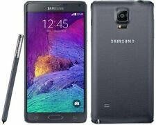 Samsung Galaxy Note 4 SM-N910P  32 GB - Black (sprint) 9/10 burn image