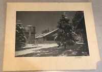 John J Michnovicz Los Alamos Original Photo Manhattan Project Photographer  LS#1