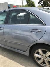 2008 TOYOTA CAMRY ACV40 LEFT HAND REAR DOOR SHELL