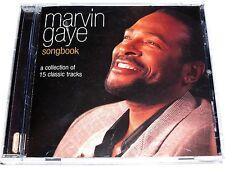 cd-album, Marvin Gaye - Songbook, 15 Tracks, Australia, MINT