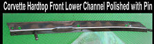 Corvette  Parts  1959 1960 1956 1957 1958  Hardtop Side Lower Stainless with Pin