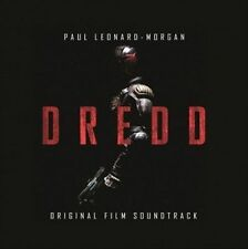 Dredd [Original Motion Picture Soundtrack] LP (Vinyl, Nov-2013, Music on Vinyl)