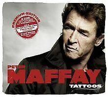 Tattoos (Premium Edition) von Maffay,Peter   CD   Zustand gut