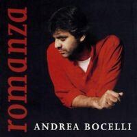 [Music CD] Andrea Bocelli - Romanza