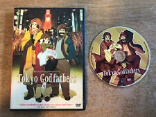 Tokyo Godfathers {DVD, 2004} Satoshi Kon Japanese Anime