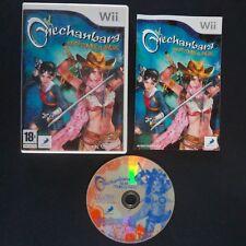 ONECHANBARA BIKINI ZOMBIE SLAYERS Nintendo Wii PAL English・♔・FIGHTING complete