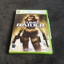 xBox 360 Tomb Raider Underworld FRA CD état neuf