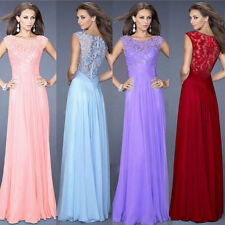 Full Length Lace Cocktail Ballgowns for Women