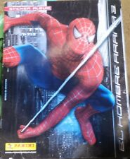 Spiderman 3 Panini sticker Album from argentina larin america edition