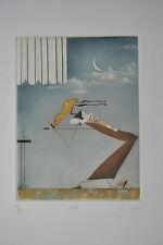 Abstrakte Original-Radierungen (1950-1999) aus Europa