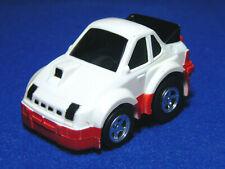 TAKARA TOMY Choro-Q Porsche 924 Turbo Type White/Red Pullback Miniature Car