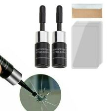 Automotive Glass Nano Repair-Fluid-Car Window Glass Crack Chip Repair Tool Kits