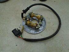 Honda 480 CR CR480-R CR480R Engine Good Generator Stator 1982 WD HB374