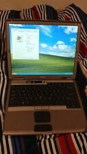 New listing Dell Latitude D600 14.1in retro laptop windows xp