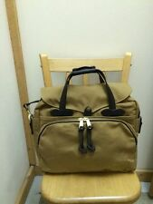 Filson Padded Briefcase Computer Case Bag Tan New With Tags 70258 258 - TN