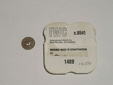 IWC 854 8541 automatic wheel complete 1489 part 12.010.00 / B02133