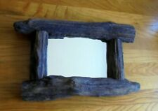 Hand Made Small Driftwood Mirror