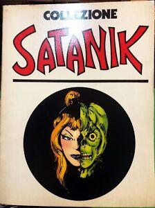 COLLEZIONE SATANIK suppl. Alan Ford n.202 Max Bunker Press [DOT]