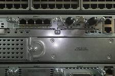 Cisco 2911/K9 Router 256F/512D EHWIC-4G-LTE-A 4ESW UC/K9 Permanent 1YR Warranty