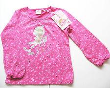 LA Shirt Gr.98 Lillifee NEU m.E 100% Baumwolle pink beere Schirm Blumen kinder