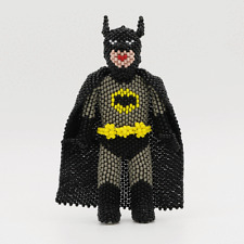 Native American Beadwork Zuni Beaded Batman by Farlan and Alesia Quetawki