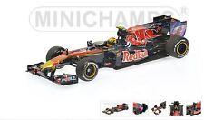 Toro Rosso STR5 - Jaime Alguersuari - FI 2010 #17 - Minichamps