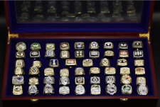 All Championship Rings Nfl (1933-2020 years) Super Rings Bowl