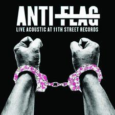 "Anti Flag - Live Acoustic At 11Th Street Records (RSD 16) (NEW 12"" VINYL LP)"