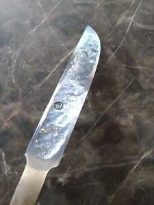 YAKUT KNIFE BLADE HAND FORGED 1095 HIGH CARBON STEEL