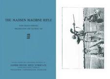 Madsen M1920 Machine Rifle Characteristics and Tactical Use