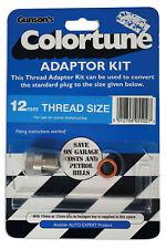 Gunson 4055B kit de adapteur pour bougies de 12 mm / Colortune/Hi-Gauge Adaptor