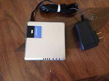 Linksys Compact Wireless-G Broadband Router WRT54GC