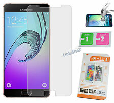 Pellicola Vetro Trasparente 0.26mm Temperato per Samsung Galaxy A5 2016 A510F