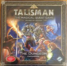 Talisman Revised 4th Edition: The Dungeon Expansion  FFG Games Workshop