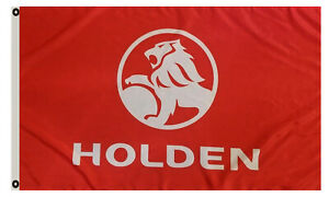 HOLDEN RACING FLAG BANNER 3X5FT