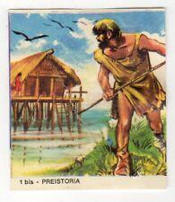 figurina IMPERO ROMANO IMPERIA 1963 REC numero 1 BIS