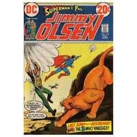Superman's Pal Jimmy Olsen (1954 series) #156 in NM minus cond. DC comics [*9o]