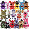 "Five Nights at Freddy's FNAF Horror Game Kid Plushie Toy Plush Dolls Gift 7""~10"""