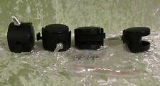 """New Pack of 4 Each 2"""" Rotating Caster Rollers for Table / Cart"""