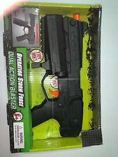 Toy Gun With Electronic Sounds Operation Storm Force Dual Action Blaster