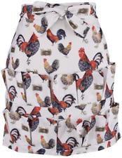 CCCYMM Farm Apron for Eggs Collecting, Chicken Egg Gathering Pocket, Perfect