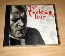 CD Album - Joe Cocker - Live : You are so Beautiful + ...