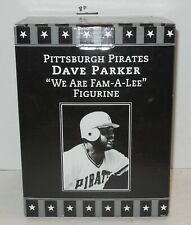 DAVE PARKER PITTSBURGH PIRATES WE ARE FAM-A-LEE FIGURINE SGA 2004 SIGNED