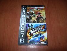 MX vs. ATV: UNTAMED + JUICED 2: HOT IMPORT NIGHTS PSP PAL ESPAÑA PRECINTADO