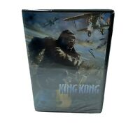 King Kong (DVD, 2006, Anamorphic Widescreen) New Sealed