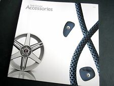 SAAB accessori - 2010 UK Opuscolo 9-3/9-5/HIRSCH