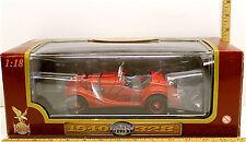 Yat Ming 1940 BMW 328 1:18 Scale Die Cast Car Vintage Road Legends #92288 NIB